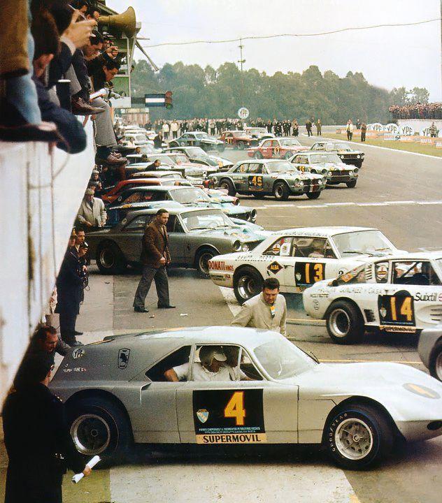 Turismo Carretera - Argentina 1967