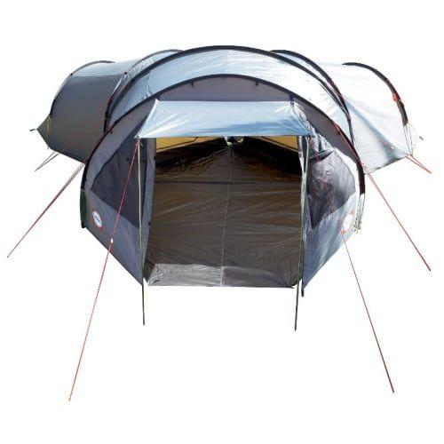 Primus BiFrost Y6 er et rummeligt telt med to separate soverum med plads til 3 personer i hver. Du kan læse mere om Primus BiFrost Y6 nedenfor.
