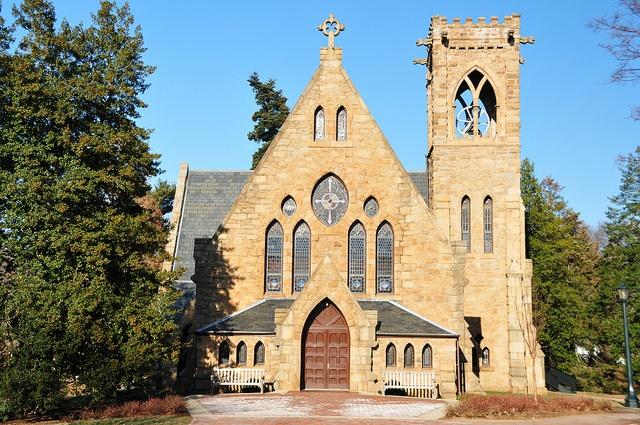 University of Virginia Chapel - Charlottesville