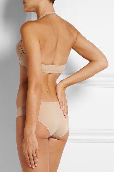 Calvin Klein Underwear - Perfectly Fit Multi-way Padded Bra - Beige - 36DD