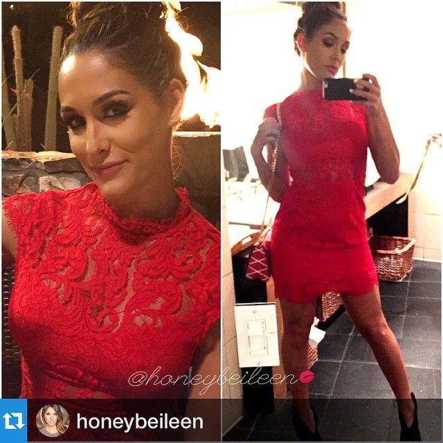 @mua_dasena1876 Movie night 🎥 &qu...Instagram photo ... Nikki Bella Instagram