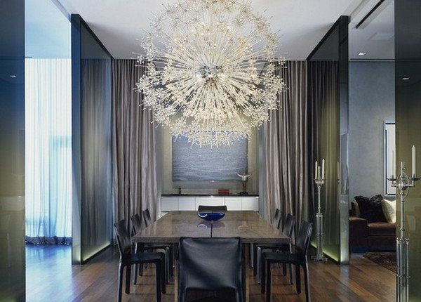 Is there anything more desirable than Modern Chandeliers? A Chandelier is a statement piece that can make the difference when you walked into a room. www.bocadolobo.com
