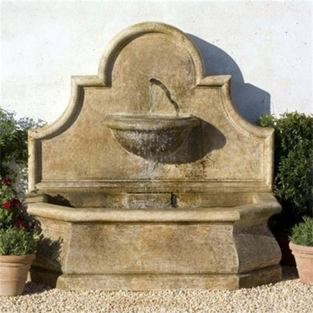 Andaluisa Wall Fountain, Stone Wall Fountains, Garden Wall Fountains >> I would love to have a fountain in my yard!