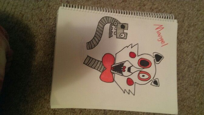 I drew this, now I know its not the best, so I am sorry about that!! But hope you people like it!! No repins!
