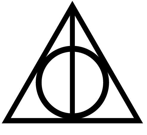 Le symbole des reliques de la mort
