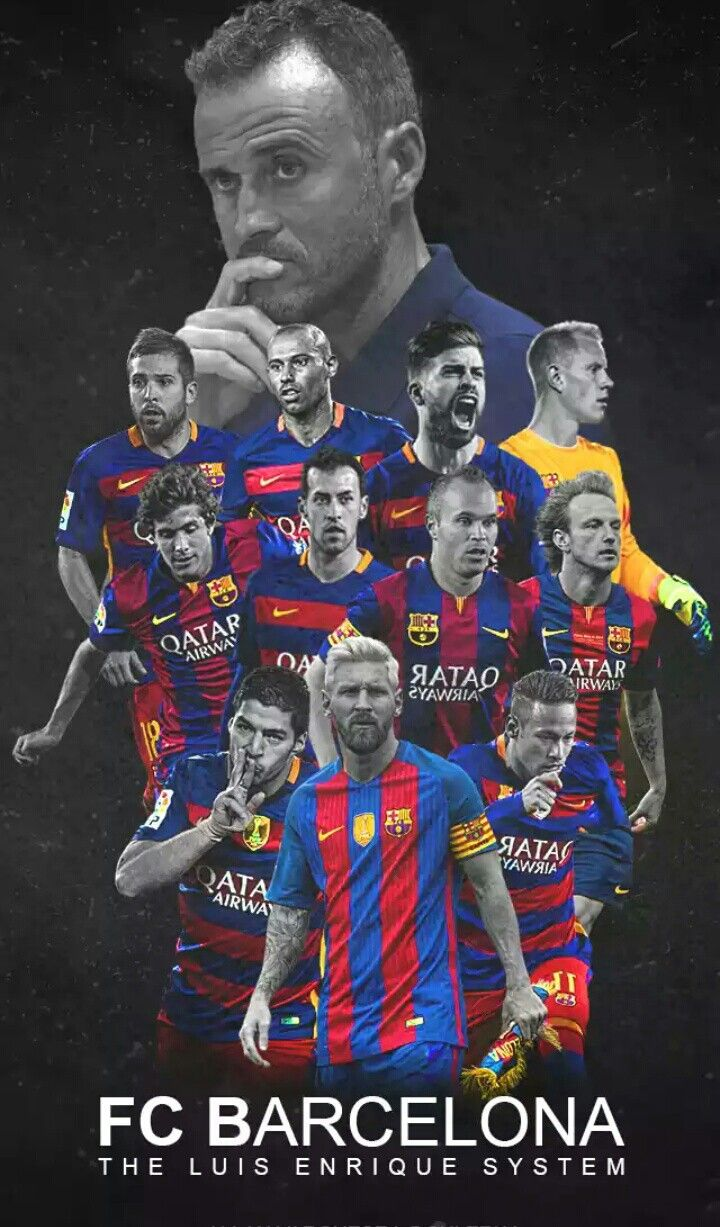 wallpaper for barcelonas fans