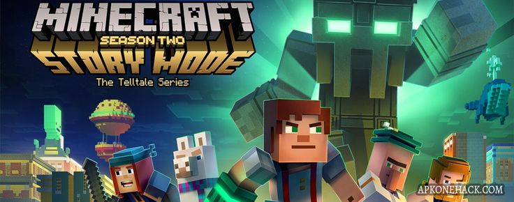 Minecraft: Story Mode - Season Two is an adventure game for android Download latest version of Minecraft: Story Mode - Season Two Apk + OBB Data [Unlocked] 1.01 for Android from apkonehack with direct link Minecraft: Story Mode - Season Two Apk Description Version: 1.01 Package:...
