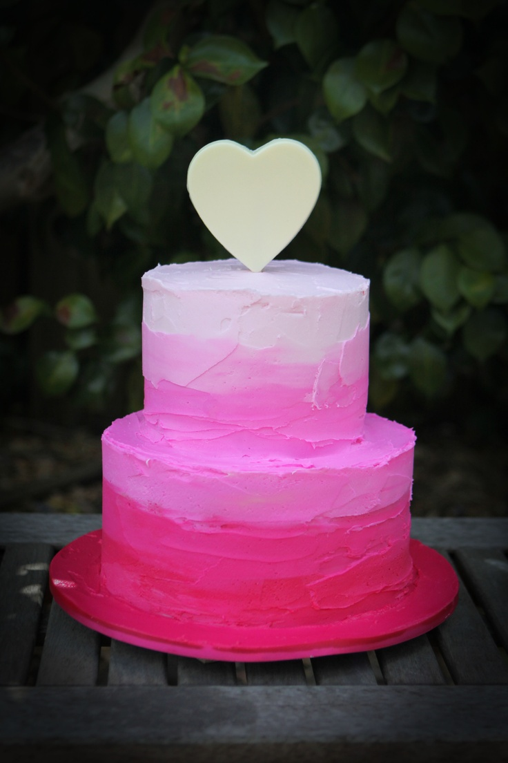white chocolate ganache covered wedding cake layered mud cake white pink and chocolate with white 27250