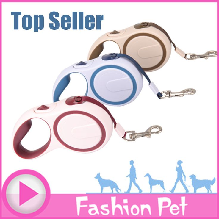 Dog Collar Promotion 5-40kg 2014 Best Sale New Pet Dog Leash Products Dele Chain Collars Lead Retractable Harness 25kg 30kg 40kg Hi Mommy! - All Discounted Baby Stuff. #babyproducts  ‪#‎babycare‬