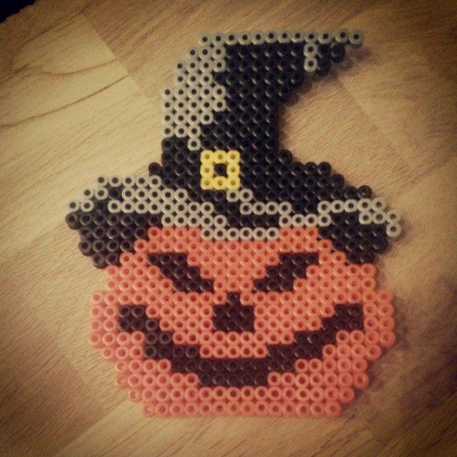 Halloween hama beads by anneryberg