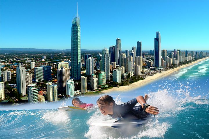 """Gold Coast is one of the top 3rd place to visit in Australia. There are a few simple things you can do to ensure that your day at Surfers Paradise beach is a safe and happy one. ..... """"Always the Best! One of the best places for seafood on the Gold Coast! They have the freshest tasting fish which is then used in so many creative ways!Attractions, Restaurants, Entertainment, Theme Parks & Scenic Drives.. fun comes naturally and with the biggest and best theme parks - Always the Best Tour!"""