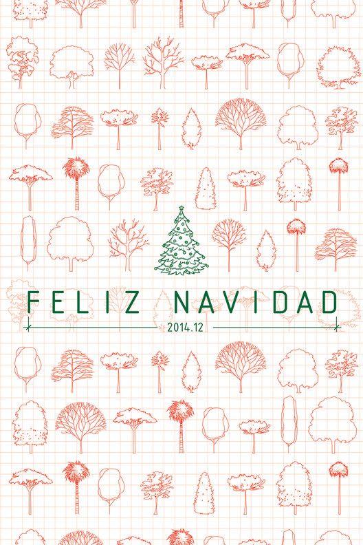 27 postales navideñas diseñadas por nuestros lectores,Sebastián Vélez
