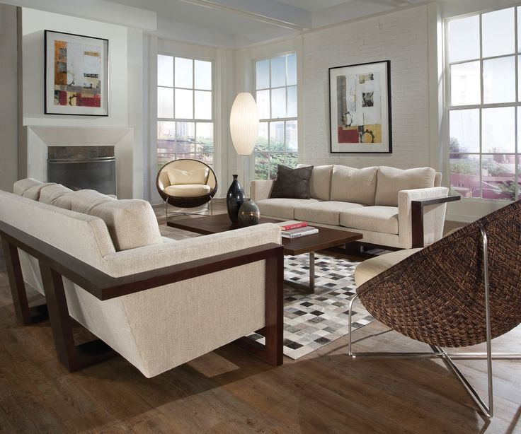 Living Room Lounge Part   26: Lloyd Sofas With EXport Cocktail Table And  Hoop Lounge Part 47