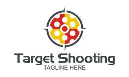 Target Shooting Logo