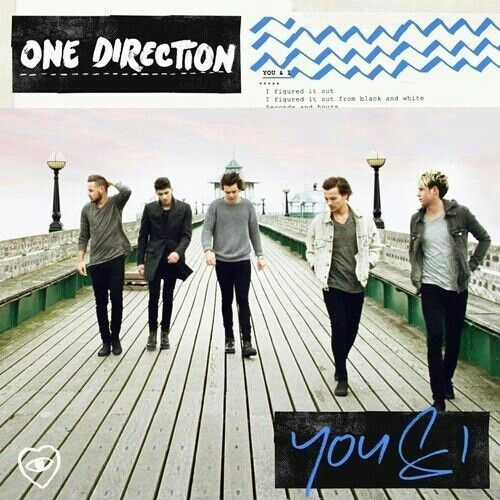 One Direction: You & I (CD Single) - 2014.