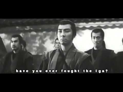 市川雷蔵主演シリーズ七 忍びの者 新・霧隠才蔵(1966年、監督:森一生)