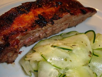 Another weekend with great grilling weather.                  BBQ Beef Ribs   Marinade Ingredients  * 7 lbs beef back ribs * 1 can tomato sa...