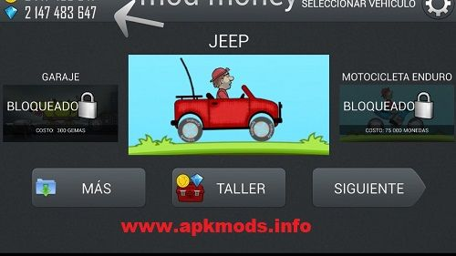 Hill Climb Racing MOD APK Download For Android | Apps | Hill
