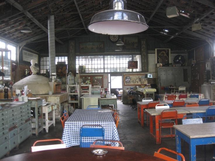la Cantina @LX Factory in Lisboa