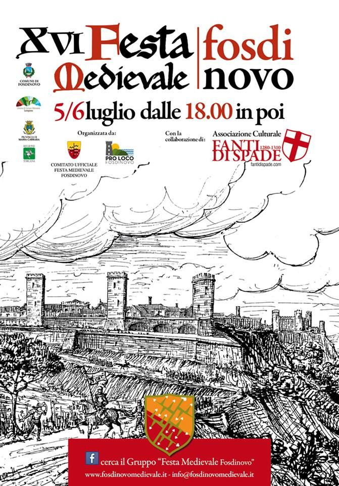 Italia Medievale: XVI Festa Medievale di Fosdinovo (MS)