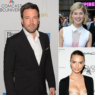 Actors cast in Gone Girl movie set to come out in October 2014 Will be watching this movie....the book was fab!