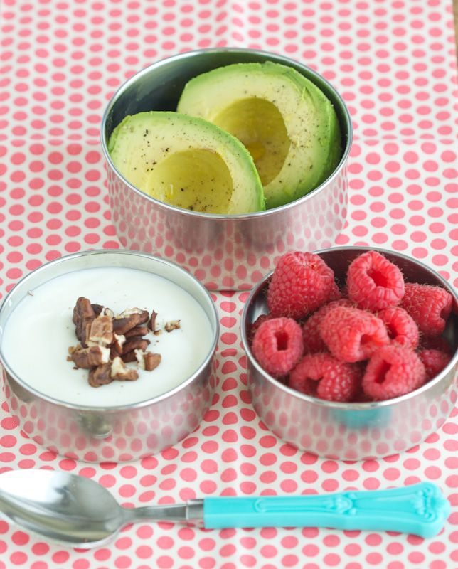 Great back-to-school grain free lunch ideas for kids and even adults!