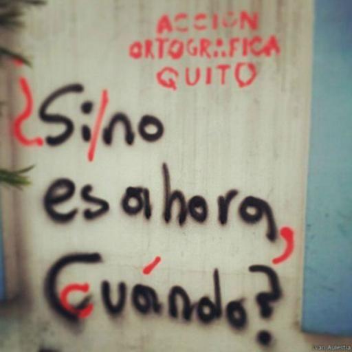 Las paredes no siempre respetan la ortografia y gramatica #poetica #calles #gracioso #diccionario #ortografica #accion #accion ortografica #muros