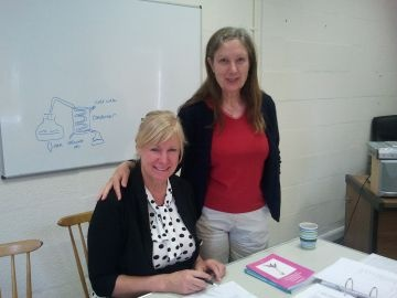 Sue Jenkins BSc MIFPA academic lead for the Shirley Price Aromatherapy College