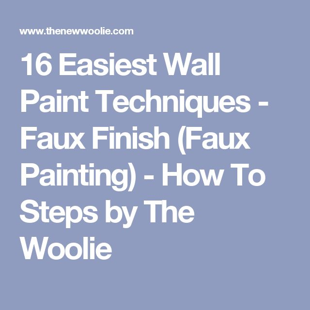 marbling how to faux finish painting by the woolie