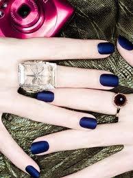 Blue!: Navy Nails Polish, Blue Matte Nails, Blue Nails Polish, Nails Colors, Navy Love, Royals Blue, Navy Blue Nails, Nails Lacquer, Matte Nails Polish