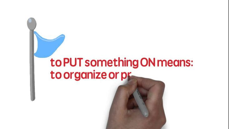 PUT ON-Learn English Phrasal Verbs-English Conversation