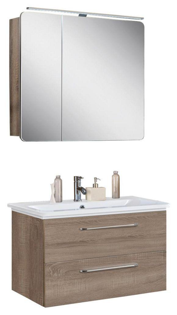 badezimmer spiegelschrank mit beleuchtung preisvergleich. Black Bedroom Furniture Sets. Home Design Ideas