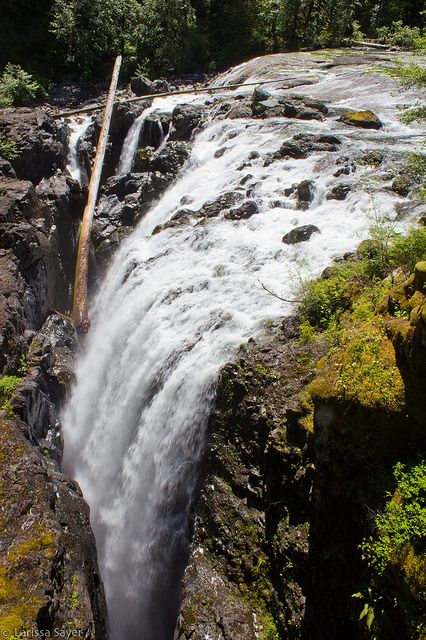 Englishman River Falls | Flickr - Photo Sharing! (Near Parksville, Vancouver Island, BC)