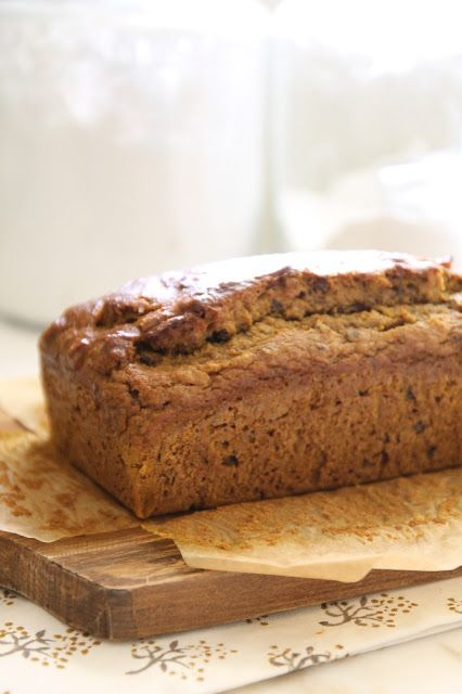 Jenny Steffens Hobick: Pumpkin Bread | My Everyday Breakfast this Fall