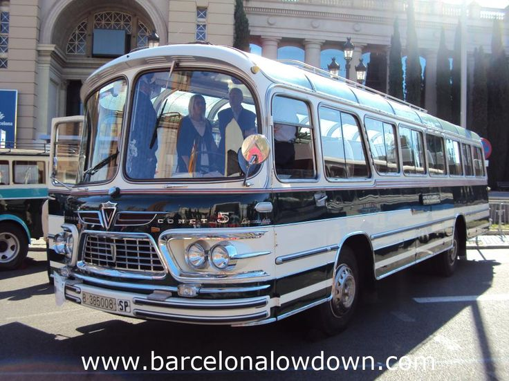 awesome old buses - Google Search