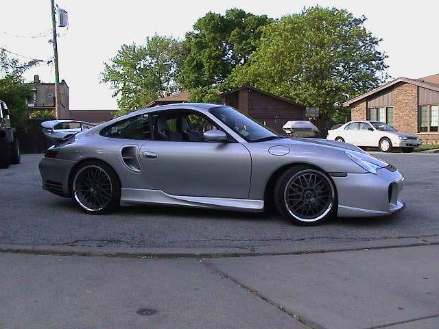 2004 Porsche 911 Tubro AWD