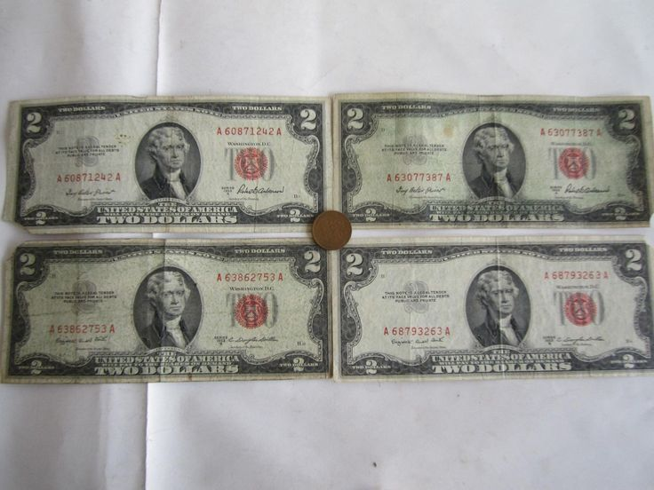 "#New post #5/LOT :Four 1953 Red Seal $2 Bill Paper Money + One Old One Cent USA Coin, SALE  http://i.ebayimg.com/images/g/TPMAAOSwo4pYdtkZ/s-l1600.jpg      Item specifics   Seller Notes: ""Circulated,Used""      									 			Certification:   												Certification  									 			Circulated/Uncirculated:   												Circulated    									 			Certification Number:   												See the details  									 			Type:  ... https://www.shopnet.one/5lot-four-1953-red-se"
