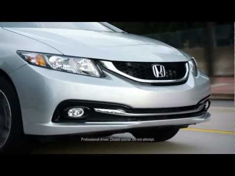 "The 2013 Honda Civic  - ""Things Can Always Be Better""  cool new tech products in this video"