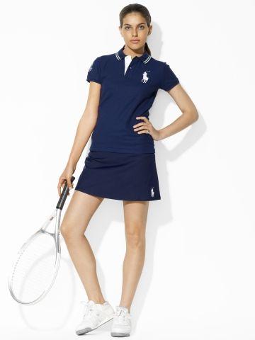 Ralph Lauren Tennis - Ball Girl Uniform Skort