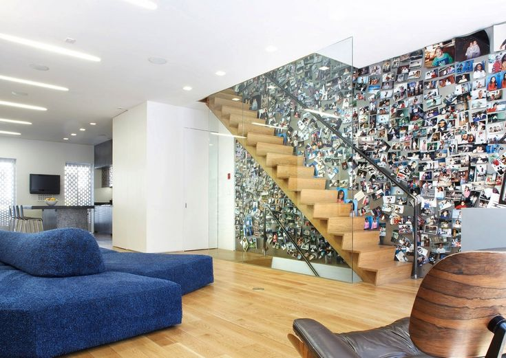 Photographic feature wall