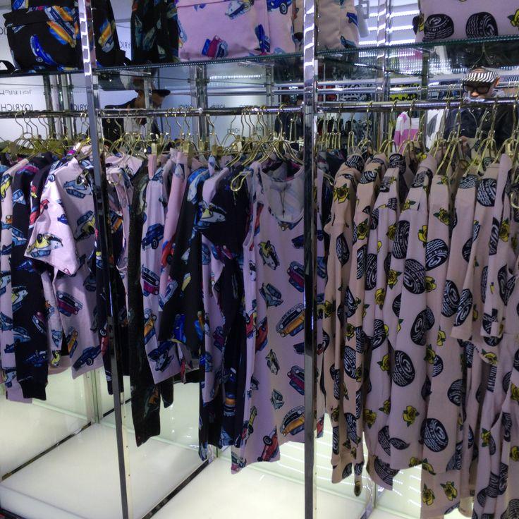 Joyrich Hong Kong store ...