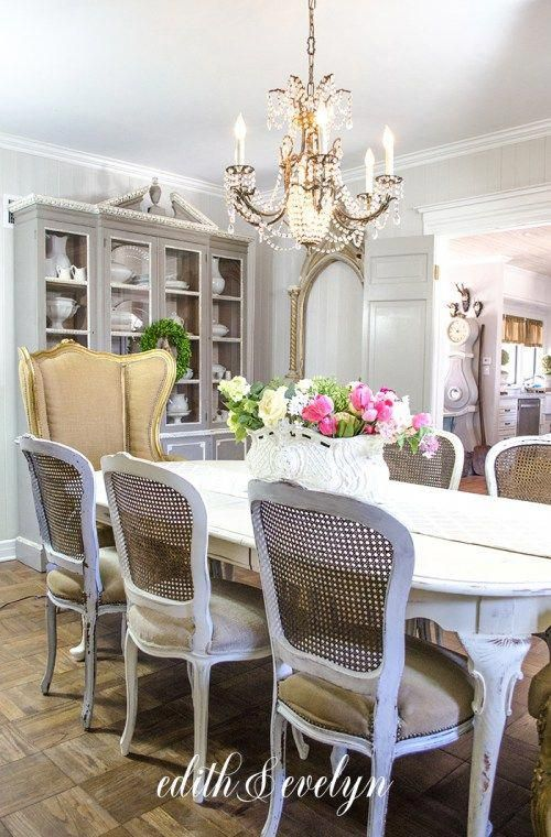 homemade glaze and cane chairs old chair dining room chairs rh in pinterest com