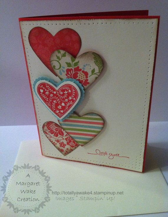 Best 25 Valentine greeting cards ideas – Valentine Cards to Make at Home