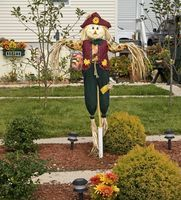 Pirate Scarecrow