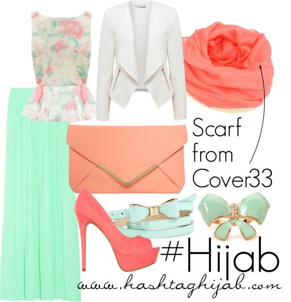 Hashtag Hijab Outfit #107