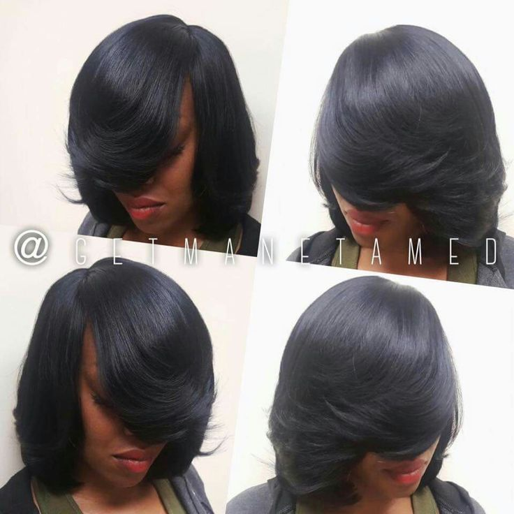 10 Best Weaves Sew In Extensions Images On Pinterest Bob Hair