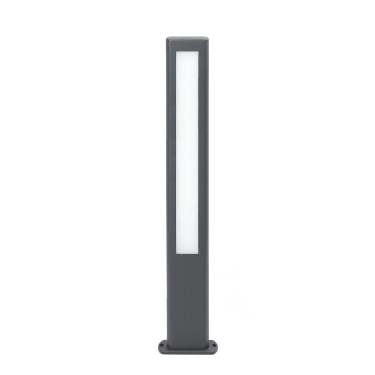 Baliza LED estilo moderno para exterior Nanda Faro | Comprar Postes y Balizas con LED #iluminacion #decoracion #diseño #lamparas #exterior #jardin