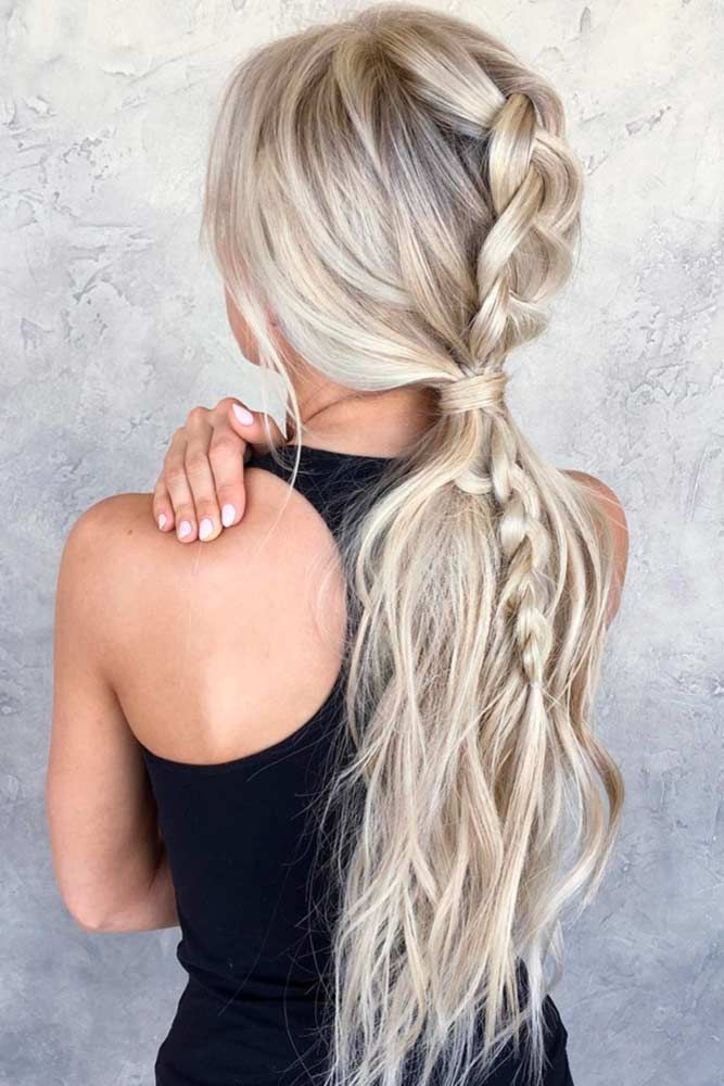 Easy Hairstyles 10 cute easy hairstyles to try in 2017 18 Five Minute Gorgeous And Easy Hairstyles