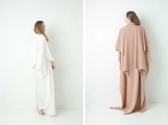 日本设计师NATSUMI ZAMA的和服变幻狂想曲