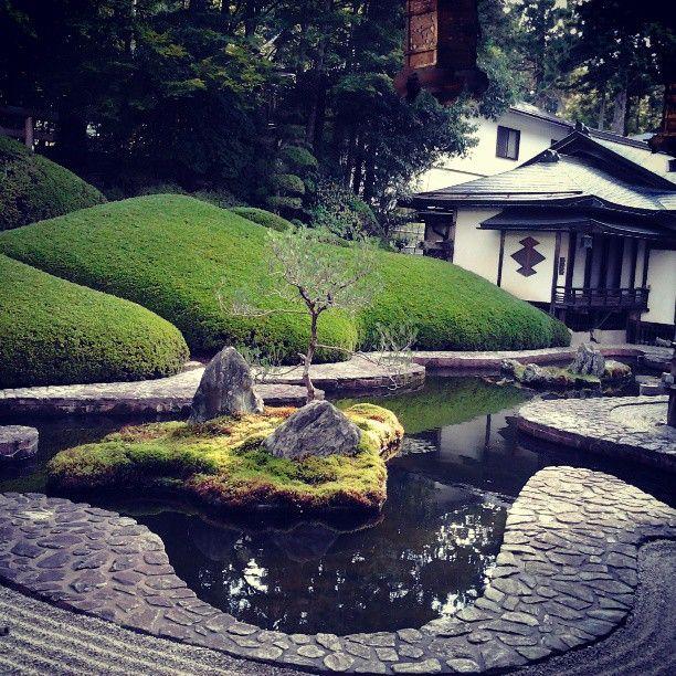Fukuchiin, Koyasan, Japan